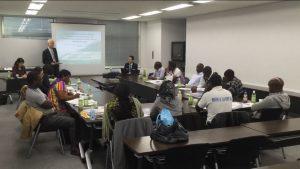 『アフリカ地域 村落飲料水管理』コース