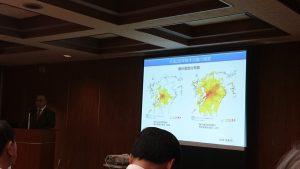 「常総市の水害と熊本地震の対応について」